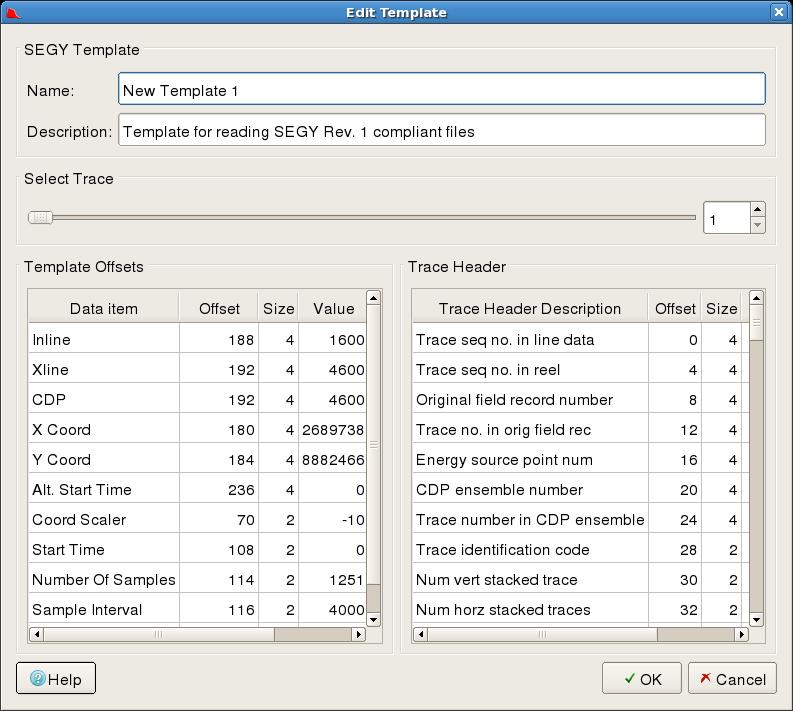3. Select Input Data